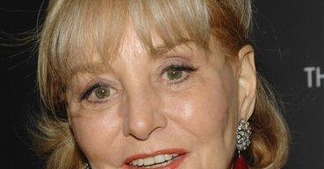 Barbara Walters Made Whoopee!